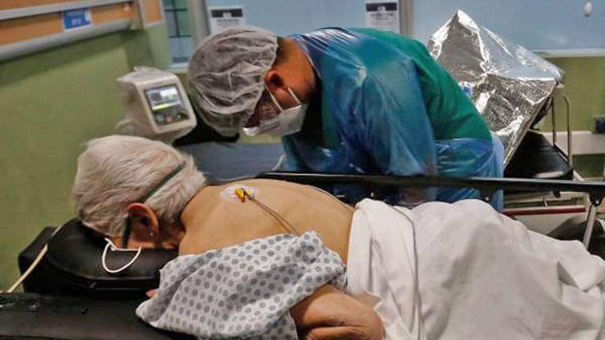 Paciente Covid-19 SDRA