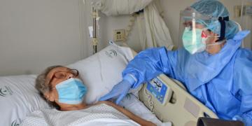 Paciente Covid-19 vitamina C