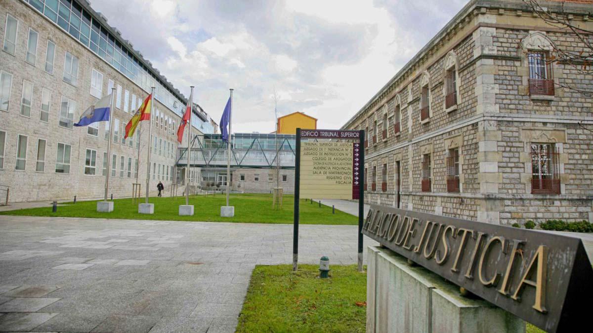 Palacio de Justicia Cantabria