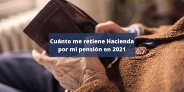 pensión Hacienda retención Seguridad Social