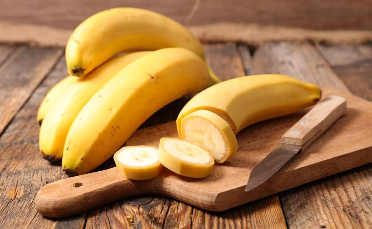 Plátanos propiedades