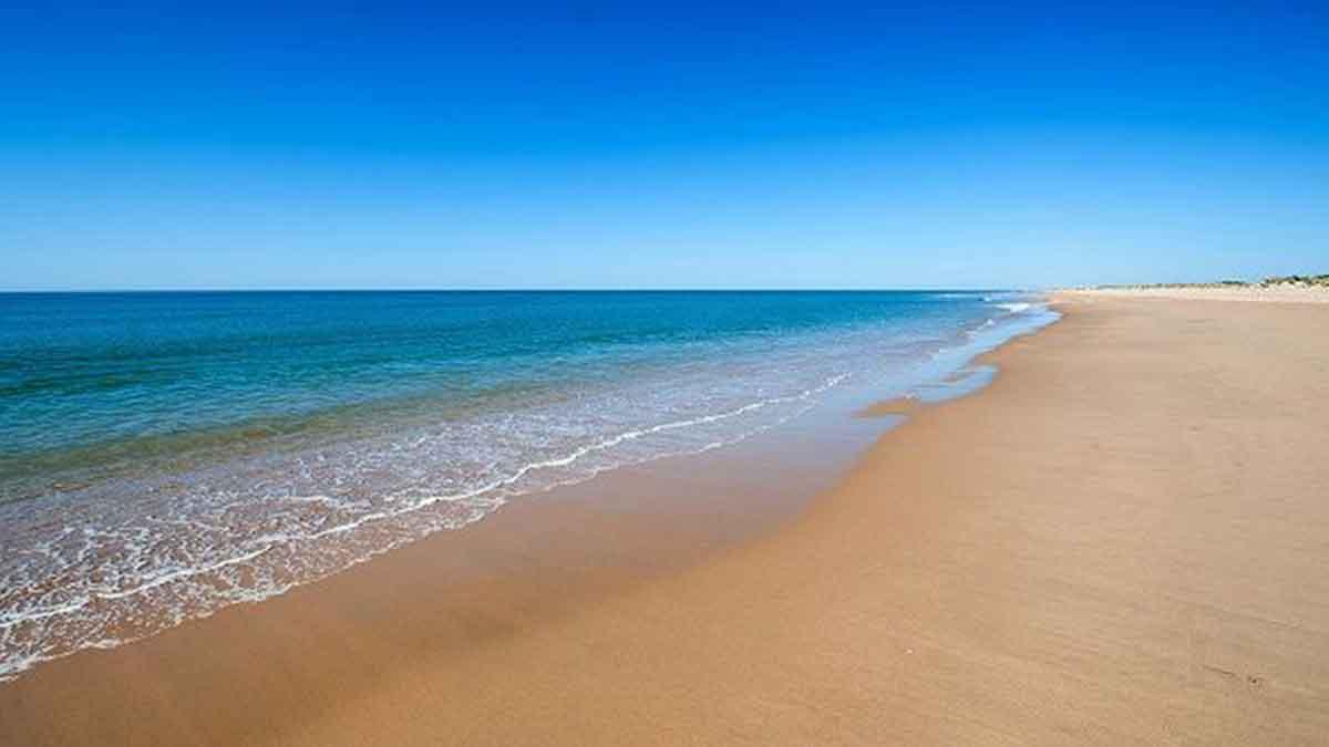 Playa de Isla Canela (Huelva)