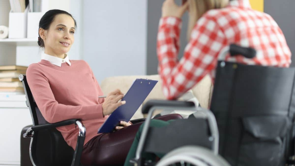 Rehabilitación psicológica en personas con discapacidad