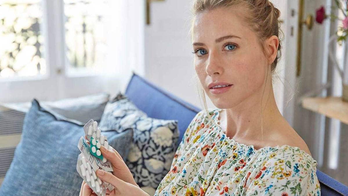vitamina C y vitamina D síntomas premenstrual