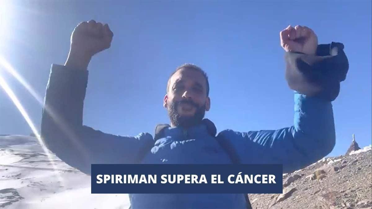Spiriman anuncia que ha superado el cáncer