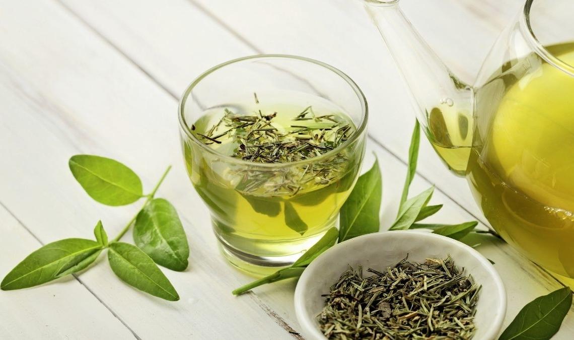 Antioxidant green tea