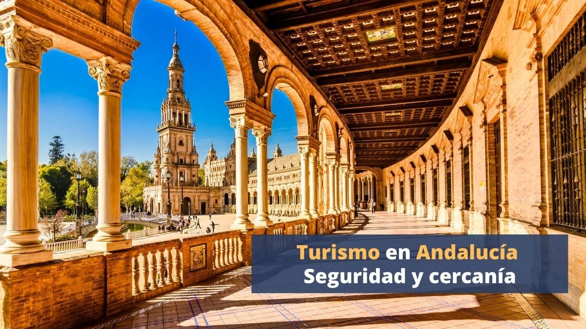 Turismo en Andalucía | Plaza de España