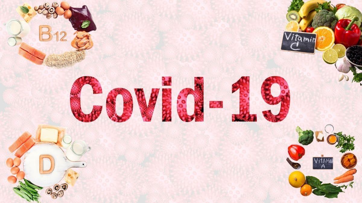 Vitamina C vitamina D A y B Covid-19