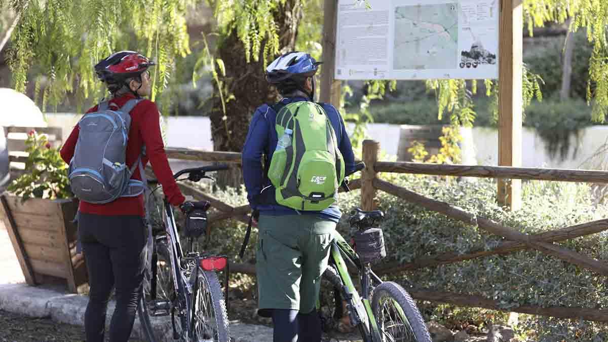 Andalucía en bicicleta | Turismo Andalucía