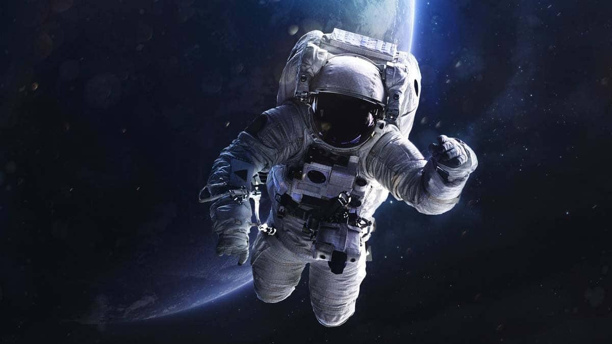 astronauta con discapacidad