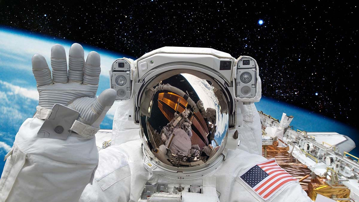Astronautas con discapacidad