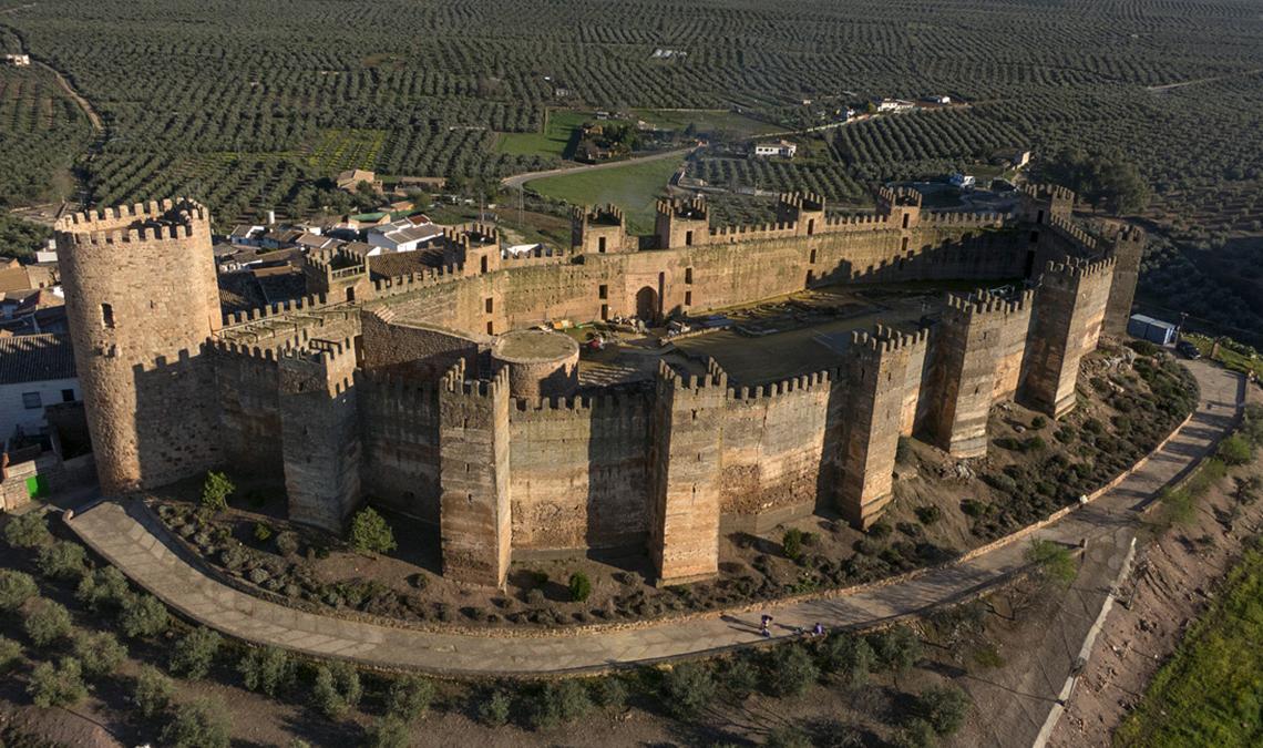 Baños de las encinas (Jaén)