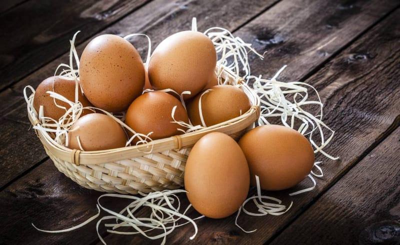 Huevos vitamina D
