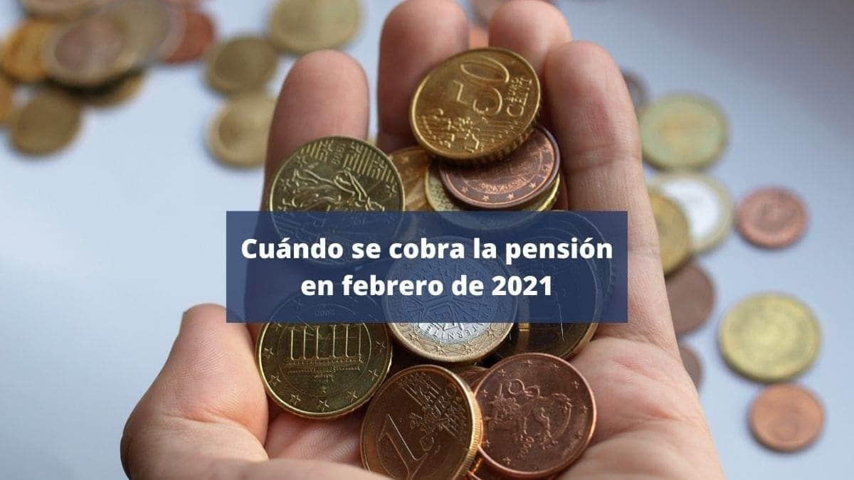 pensión febrero 2021