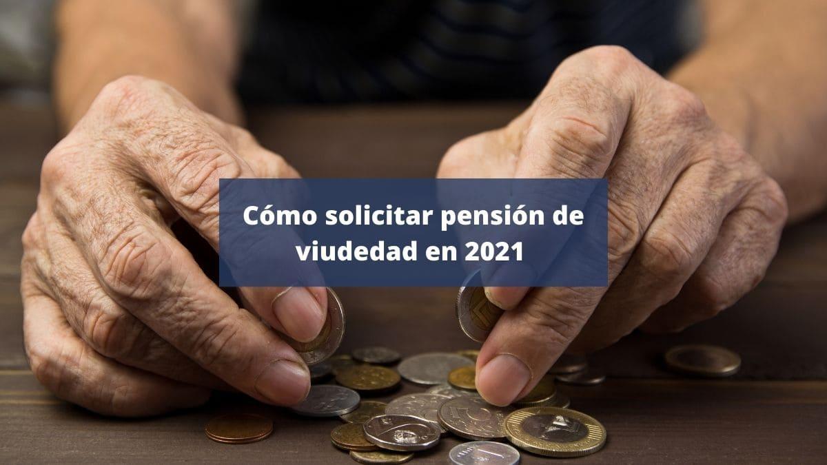 pensión viudedad Seguridad Social 2021