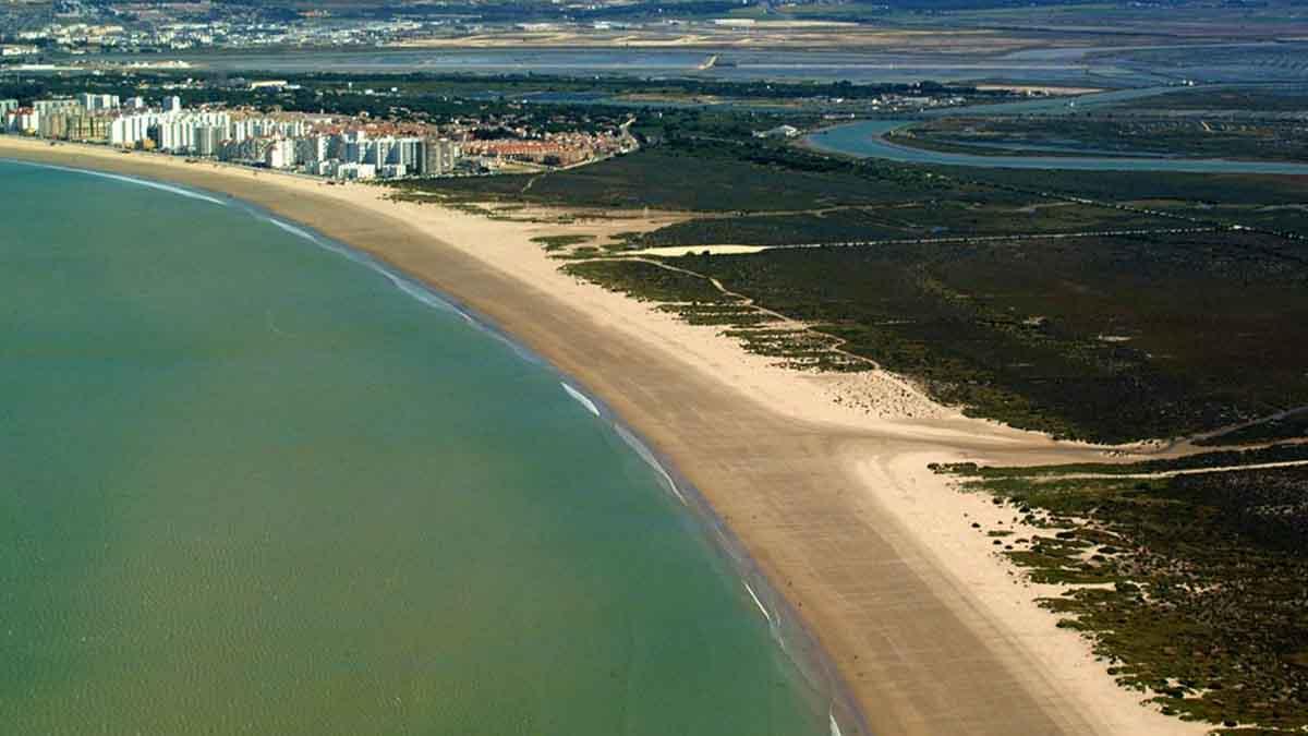Playa de Levante (Cádiz)