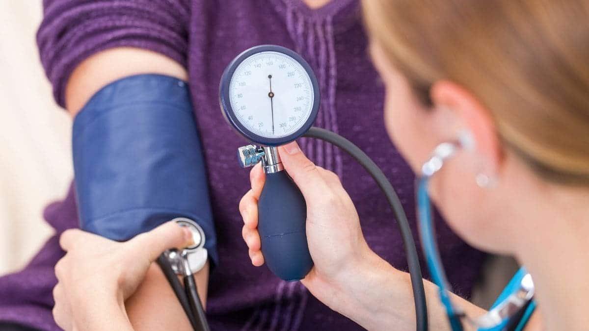 vitamina D presión arterial