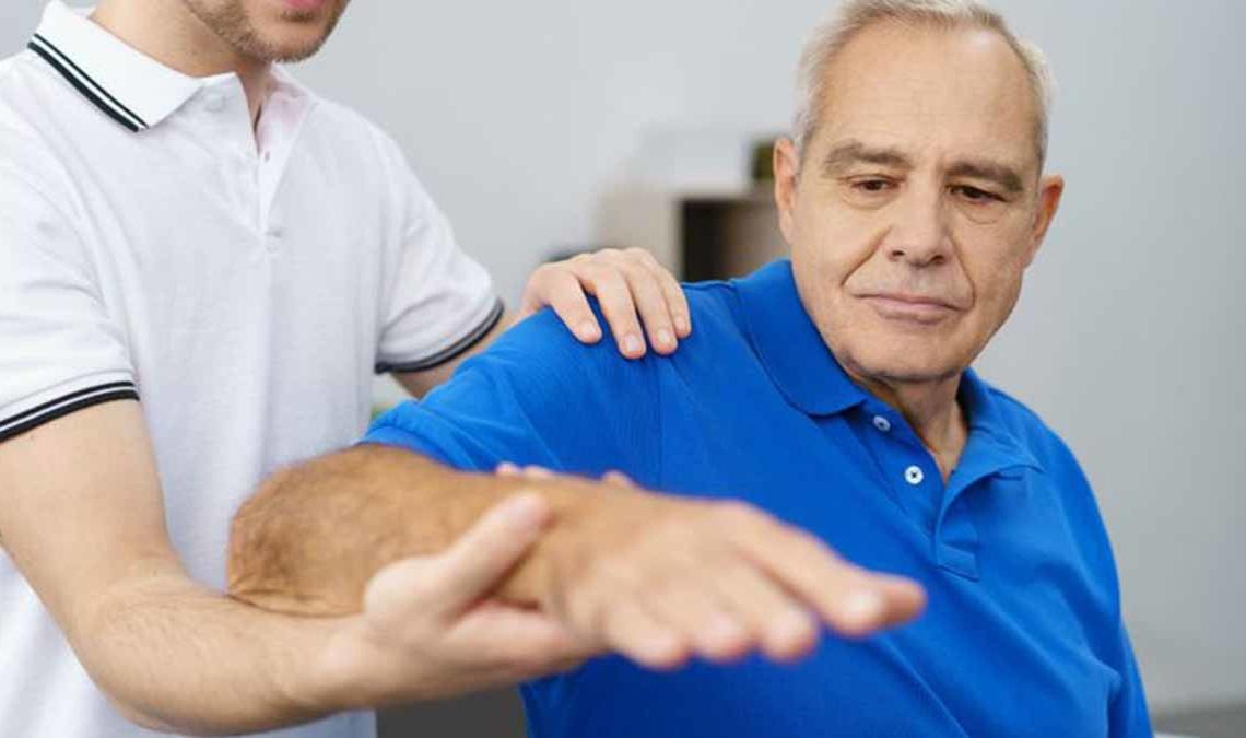 Rehabilitación accidente cerebrovascular