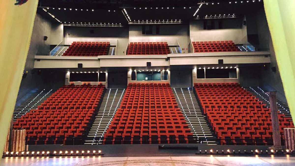 Teatro Infanta Leonor en Jaén
