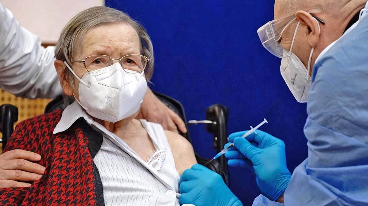 vacuna persona con discapacidad y dependencia