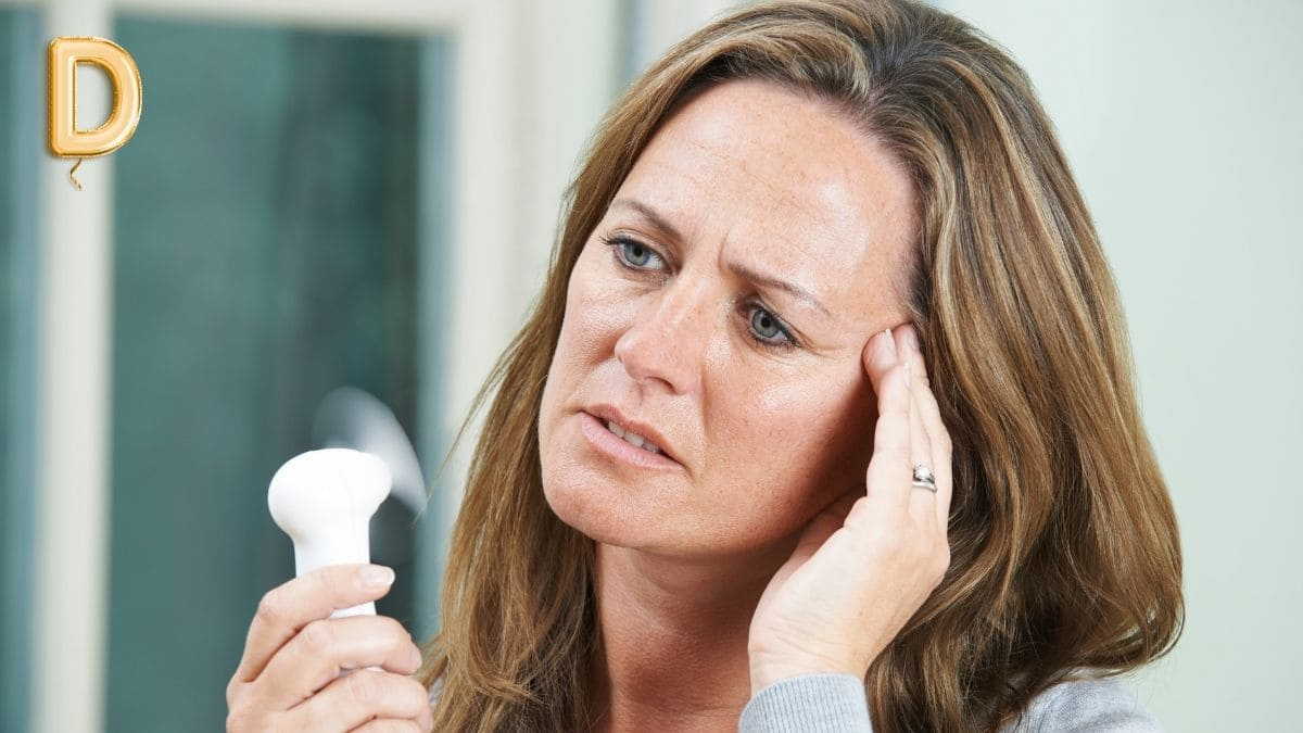 vitamina D menopausia precoz