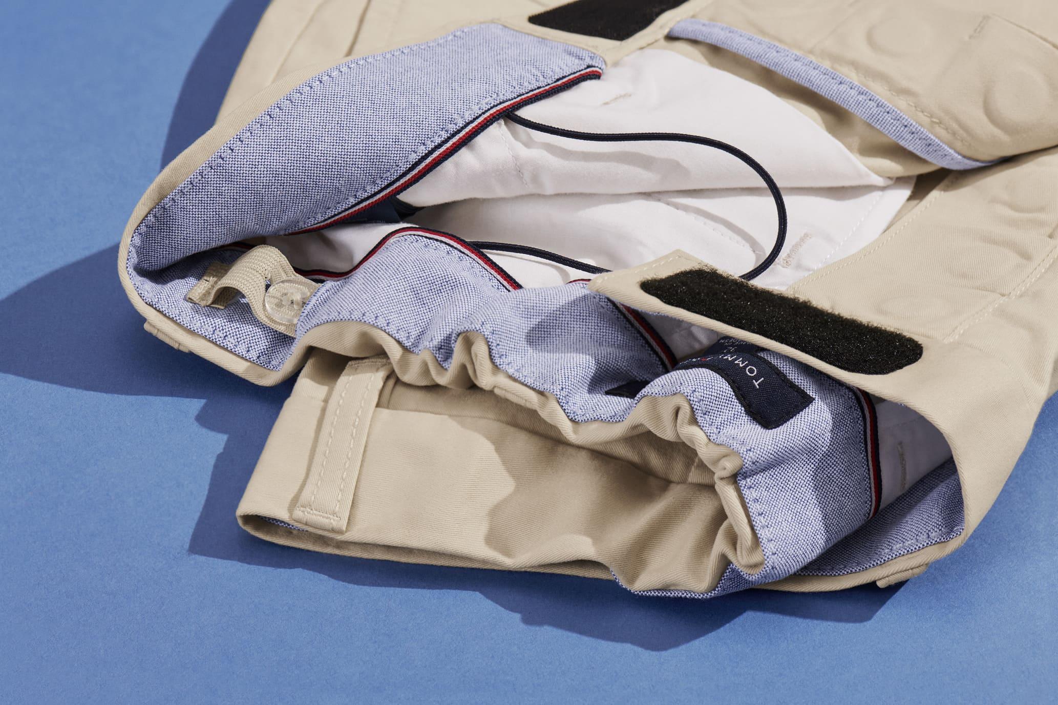 pantalon con adaptaciones