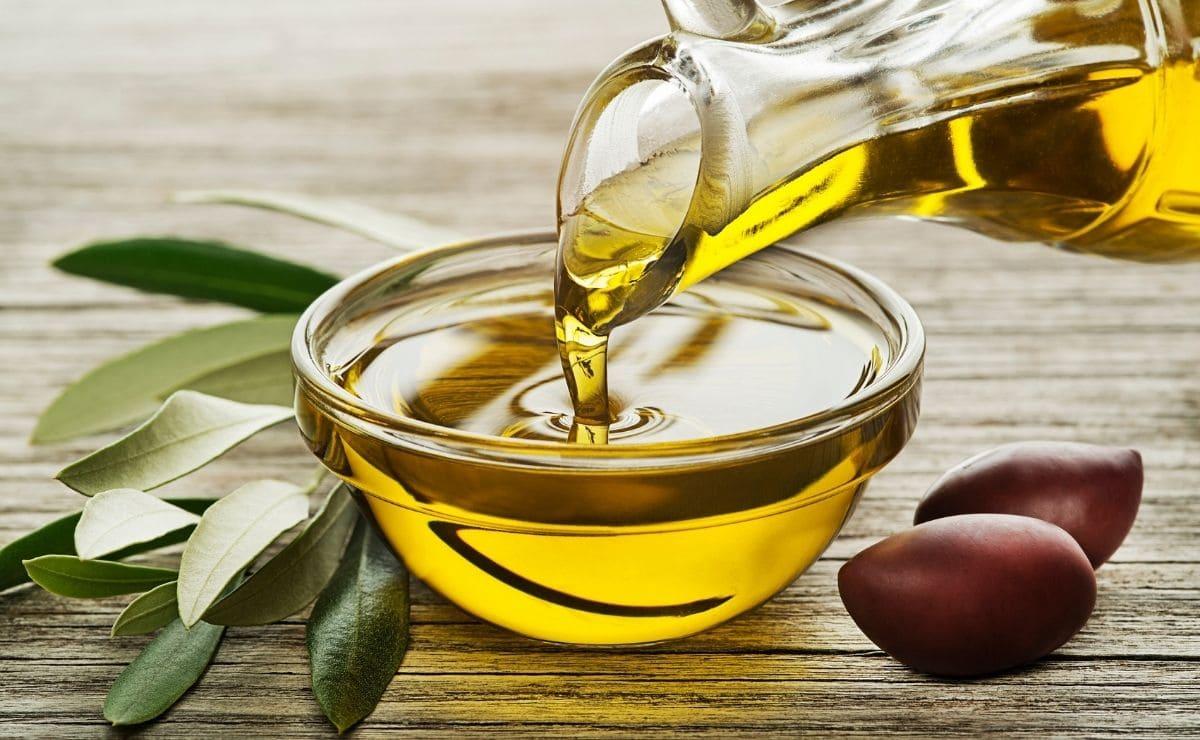 Aceite de Olivia Vitamina E Antioxidante alimentos