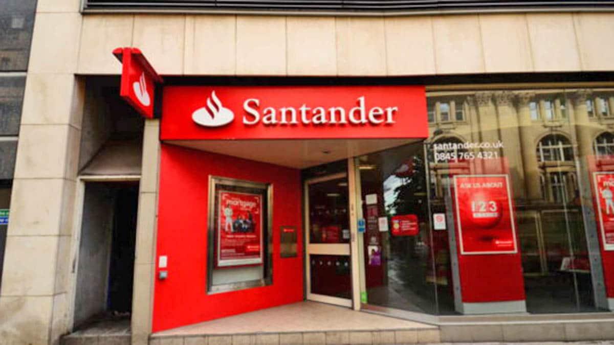 Banco Santander Empleo