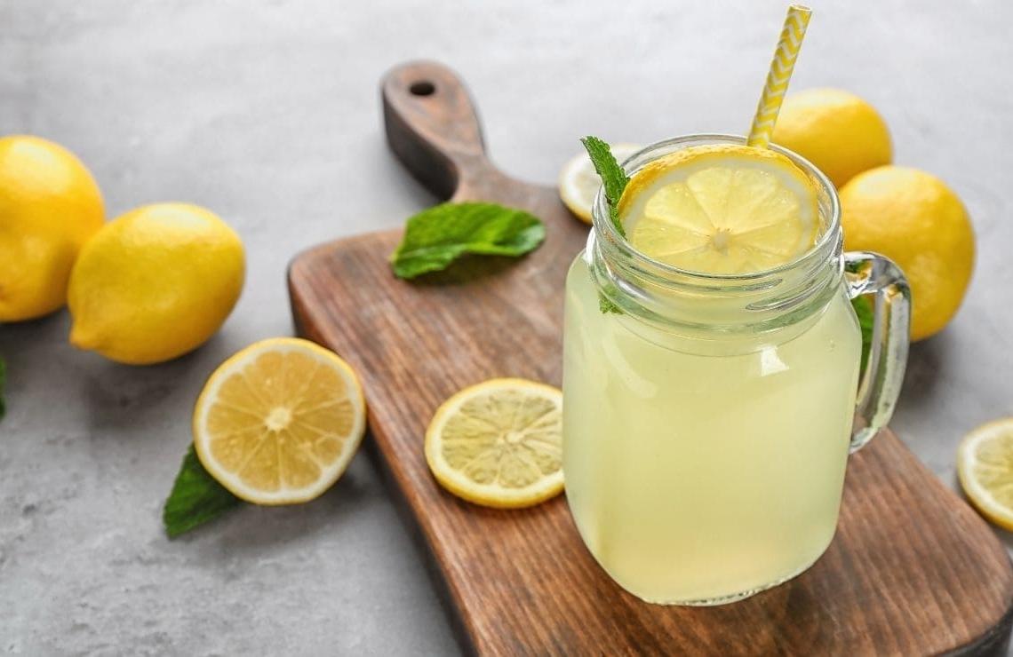 Lemon juice health benefits