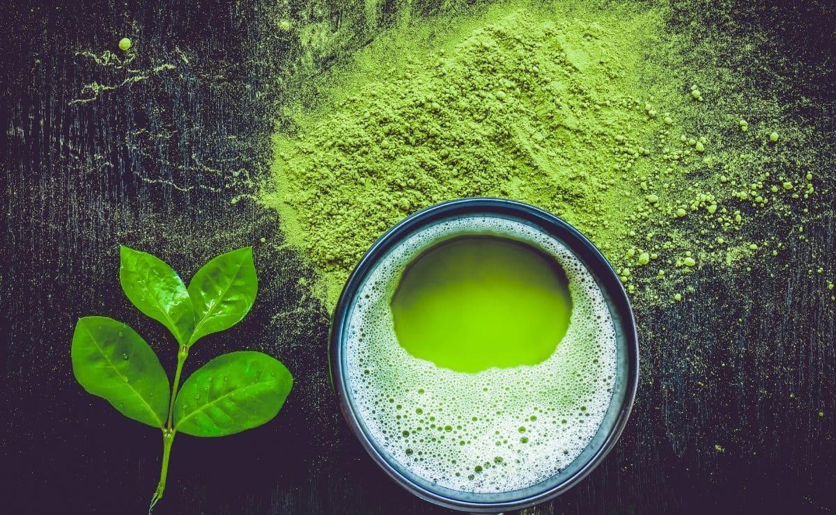 Beneficios té matcha