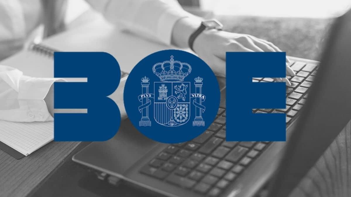 Ofertas de empleo público en el BOE