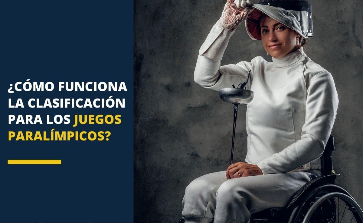 Clasificación Juegos Paralímpicos