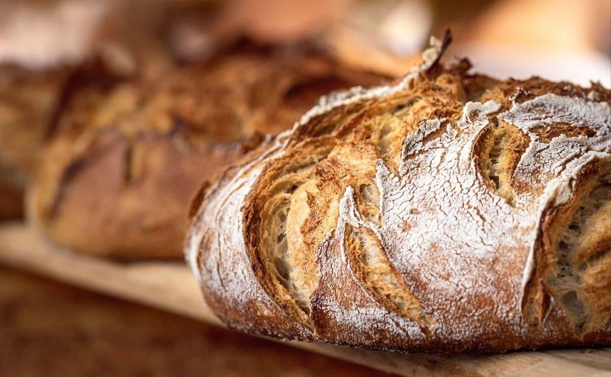 Como se hace el pan de masa madre