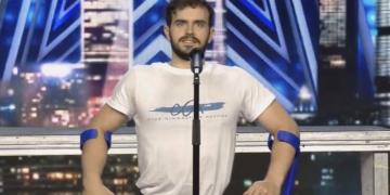 David Gomez Got Talent