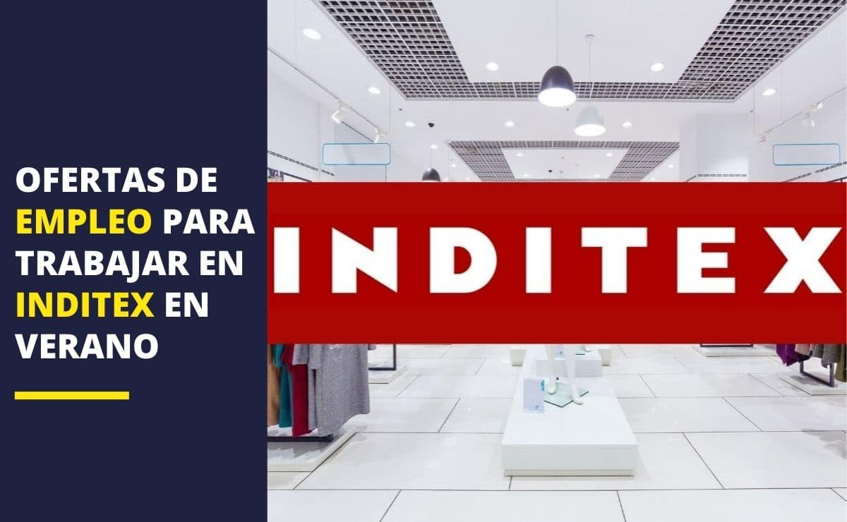Empleo Inditex verano