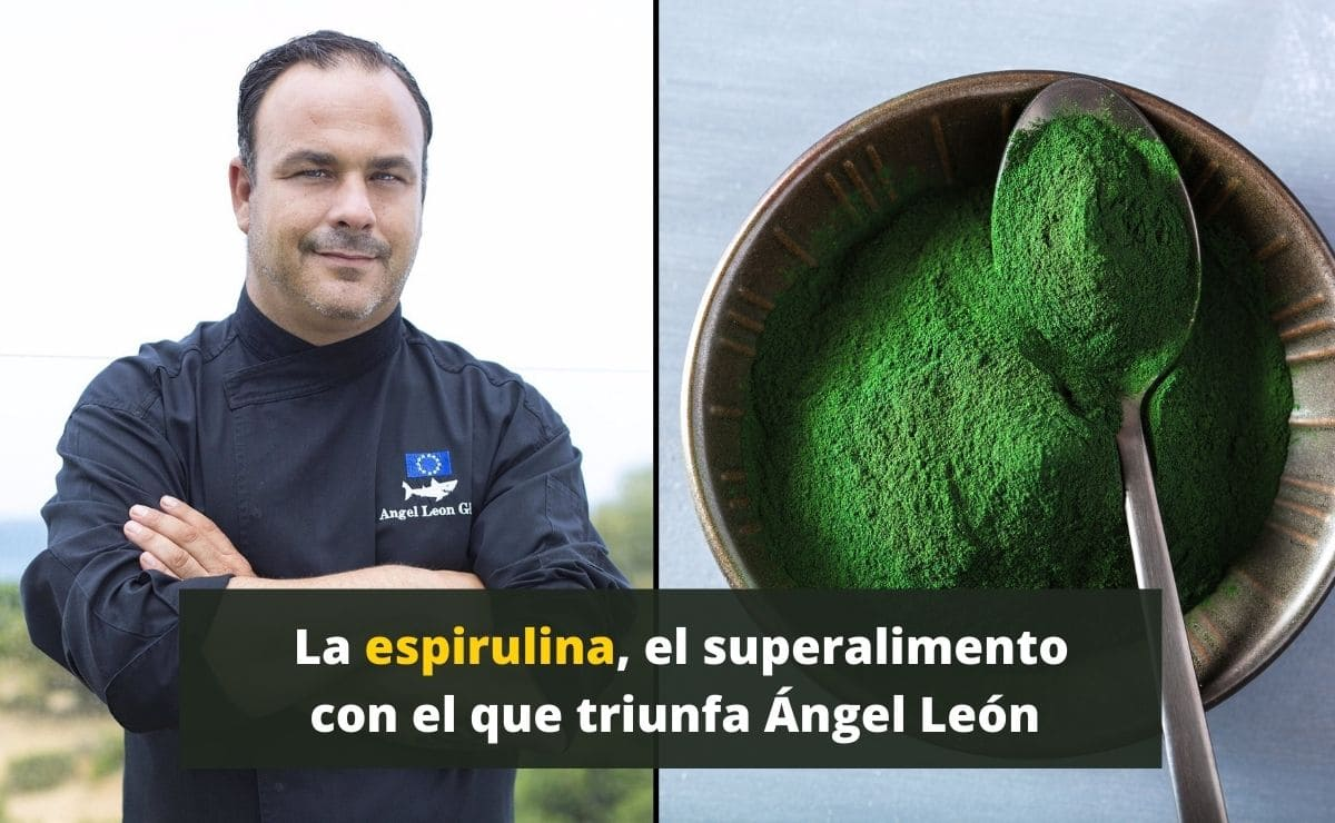 Espirulina - Ángel Léon