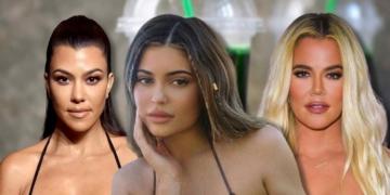 Las Kardashian se suman a la moda de la espirulina