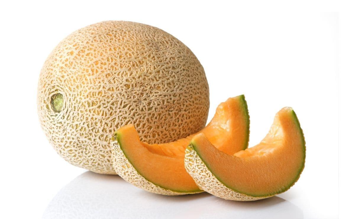 Melón fruta