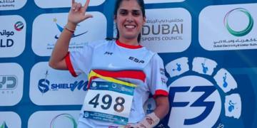 Miriam Martínez Juegos Paralímpicos