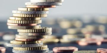 Monedas de euros subida trabajador autonomo