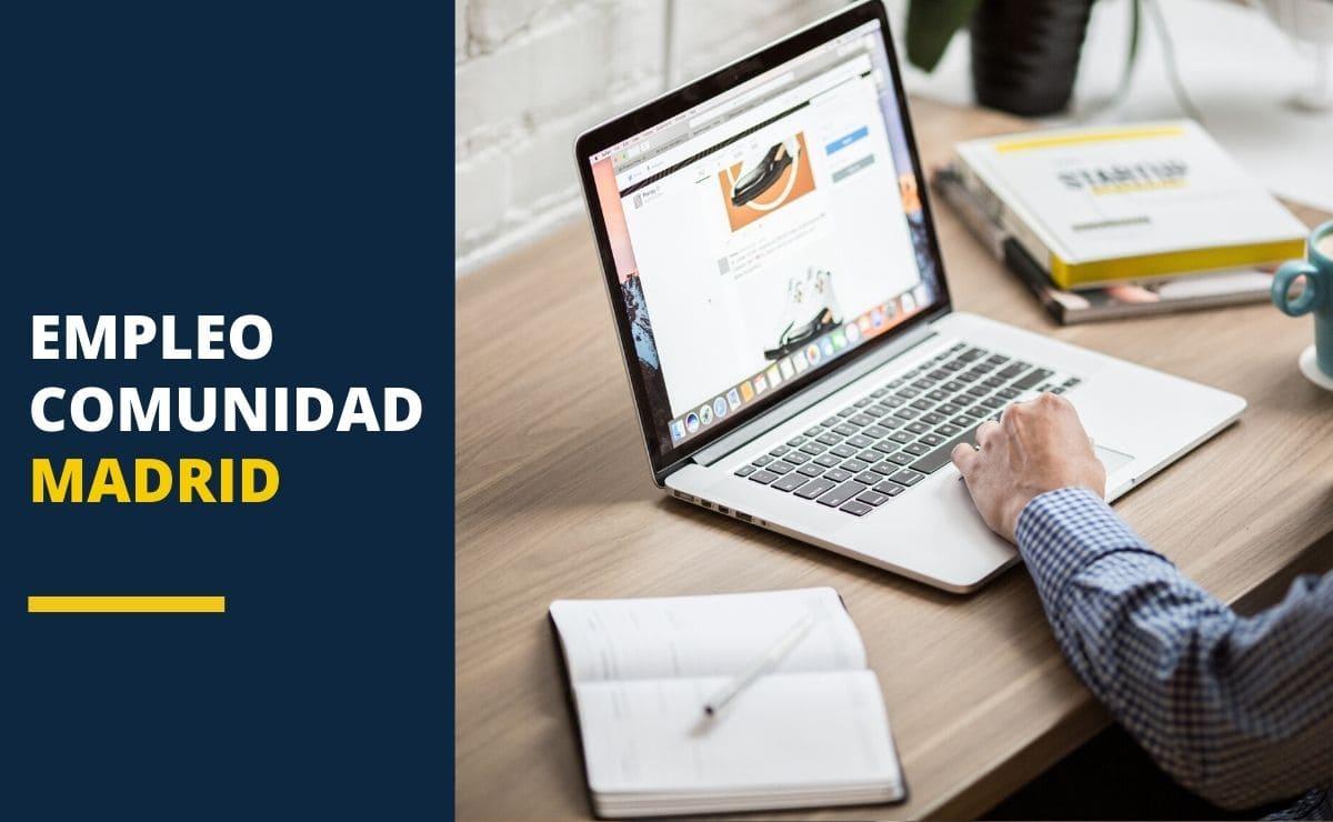 Nuevas ofertas de empleo Comunidad de Madrid