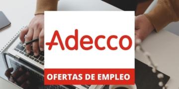 Oferta de empleo Adecco personas con discapacidad