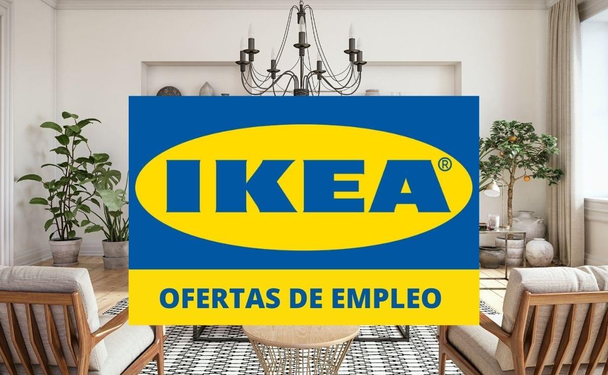 Oferta de empleo IKEA