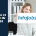 Oferta de empleo Infojobs para personas con discapacidad