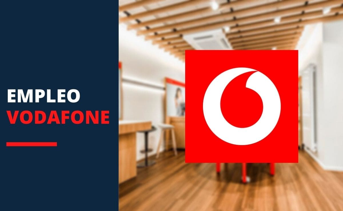Oferta empleo Vodafone