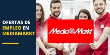 Ofertas de empleo en MediaMarkt