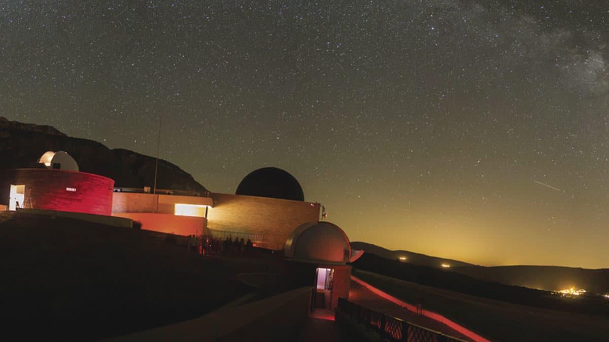 Parque astronómico del Montsec (Cataluña) | Foto: Turismo Cataluña