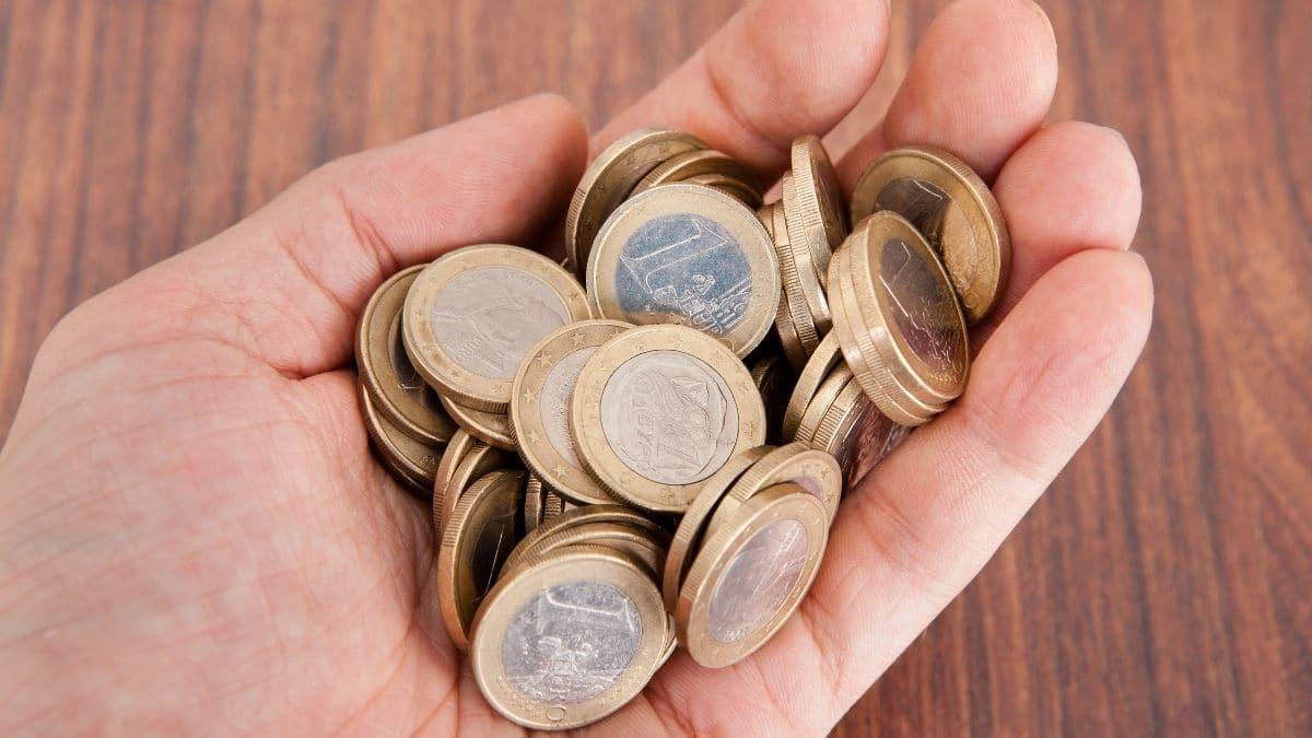 Pensión euros febrero