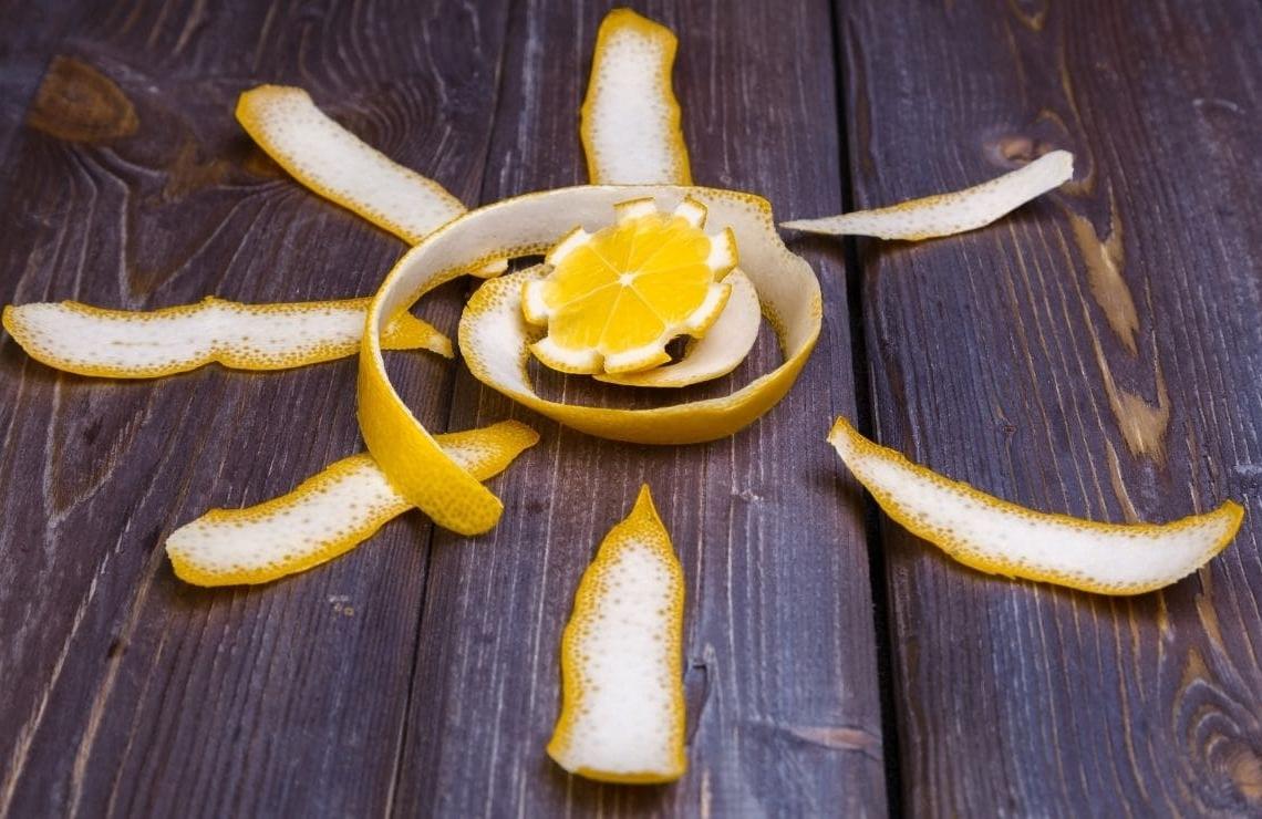Piel del Limón - Beneficios