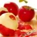 Piel manzana beneficios